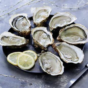 2 douzaines d'huîtres de Bouzigues  - BIO