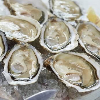 2 douzaines d'huîtres - Creuses de Bretagne - ouverture facile - n°3