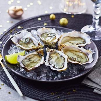 3 douzaines d'huîtres de Cancale filière qualité Carrefour n°3