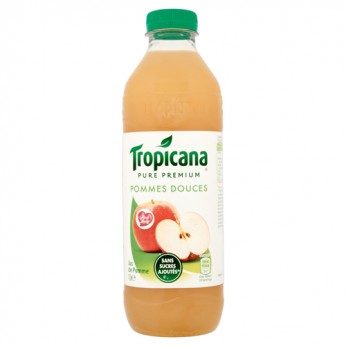 Jus pommes douces Pure Premium Pink Lady Tropicana
