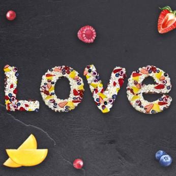 Love - Framboise - 30 parts