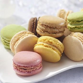 36 Macarons