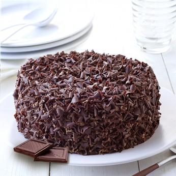 Merveilleux au Chocolat - 8 parts
