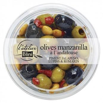 Olives à l'andalouse
