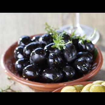 Olives kalamata ail et basilic