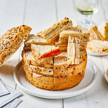 Pain surprise charcutier - 32 toasts