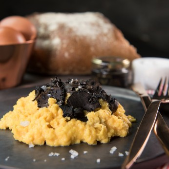 Pelures de Truffes Noires du Périgord-bocal 12,5g