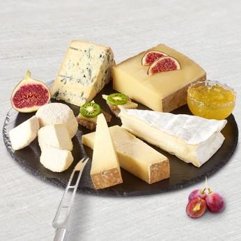 Plateau des amateurs original - 5 fromages