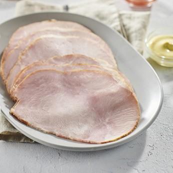Plateau de rôti de porc cuit (2 tranches)