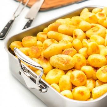 Pommes de terre dorées