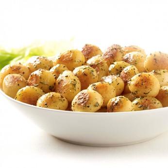Pommes de terre grenailles à la provençale