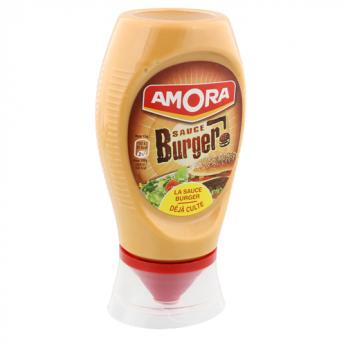 Sauce burger Amora