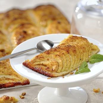 Tarte fine aux pommes - 12 parts