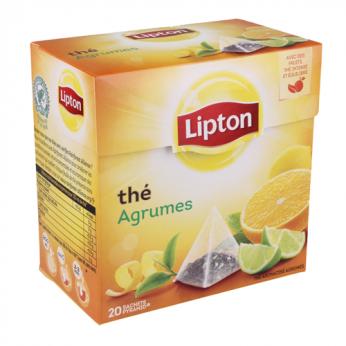 Thé agrumes Lipton