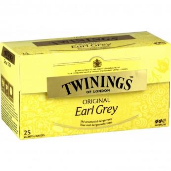 Thé aromatisé bergamote Twinings