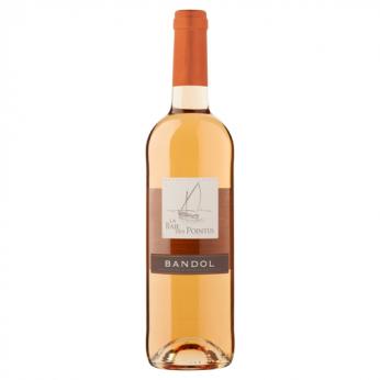 Vin rosé Bandol La Baie des Pointus