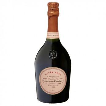 Vin Rosé Champagne Laurent Perrier