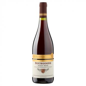 Vin rouge Bourgogne pinot noir 2013 Cave Augustin Florent
