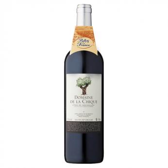 Vin rouge Côtes du Roussillon 2014 Reflets de France
