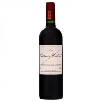Vin rouge Graves 2011 Château Maillard