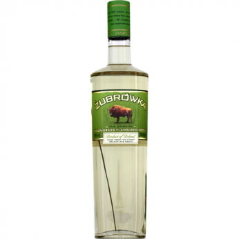 Vodka Zubrowka