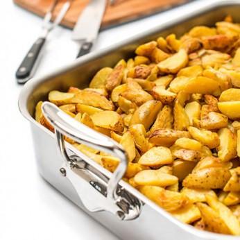 Pommes de terre wedges