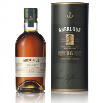 Whisky 16 ans d'âge Highland Single M Aberlour