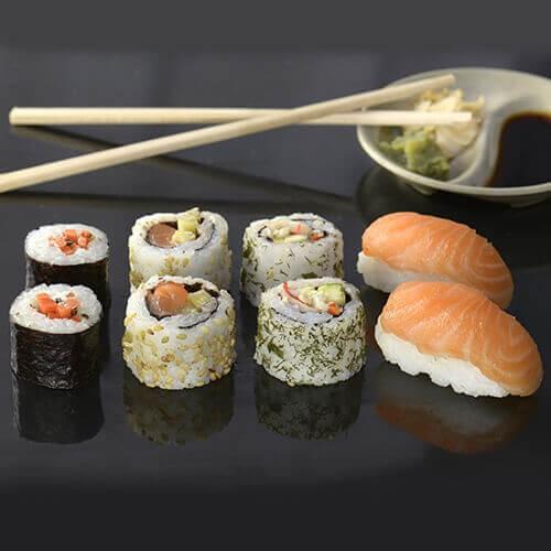 Coffret Classique 8 Pieces Envie De Sushis Cuisine Du