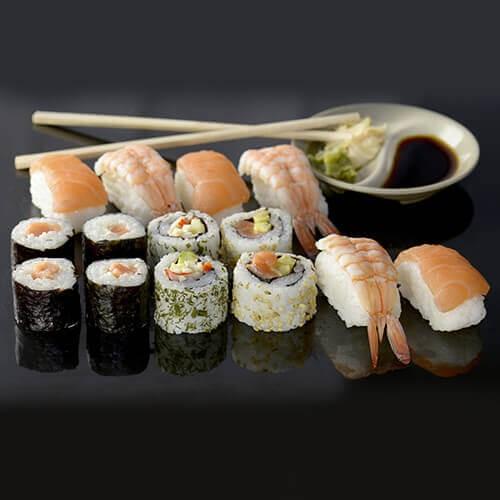 Coffret Variete 14 Pieces Envie De Sushis Cuisine Du