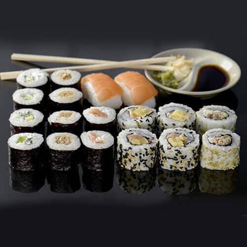 Grand Coffret 18 Pieces Envie De Sushis Cuisine Du