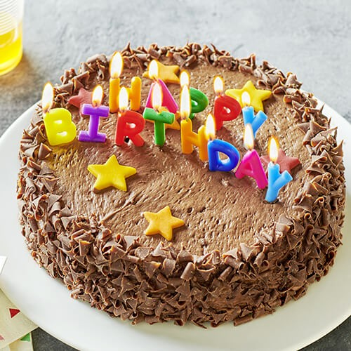 Gâteau Happy Birthday Gâteaux Enfants Gâteaux Desserts