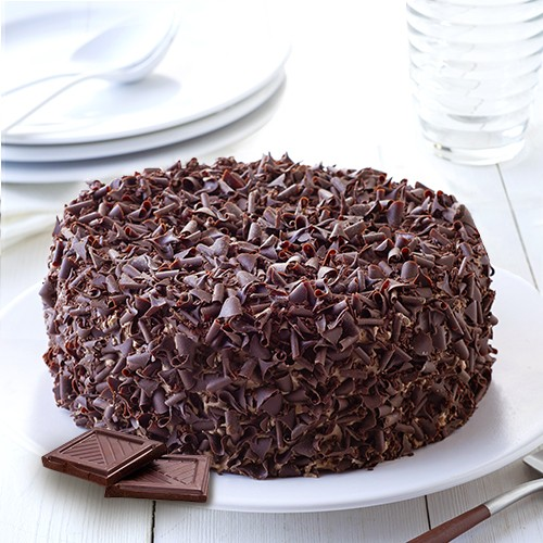 Merveilleux au Chocolat , 8 parts