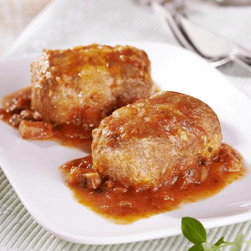 Paupiette de veau sauce mad re joyeuses p ques en ce - Cuisiner des paupiettes de veau ...