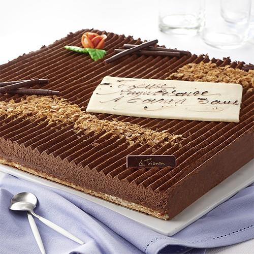 4acacd75288f71 Trianon - 21 parts - Grands formats - Gâteaux   desserts - Traiteur ...