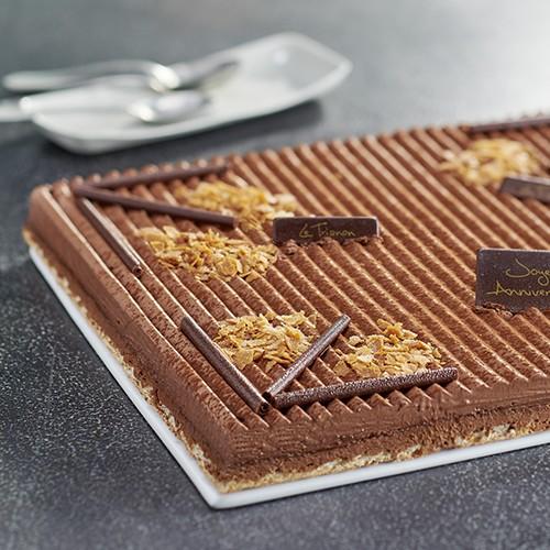 38d8705ae87e45 Trianon - 15 parts - Grands formats - Gâteaux   desserts - Traiteur ...