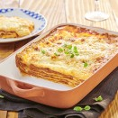 Lasagnes bolognaises au bœuf