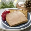 1 tranche de foie gras nature