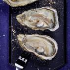 3 huîtres Marennes d'Oléron N°2