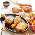 1 pilon de poulet mariné à la provençale
