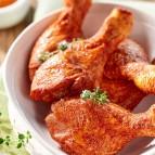 1 pilon de poulet mariné à la mexicaine