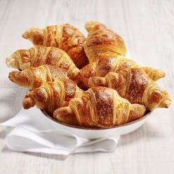 10 croissants pur beurre