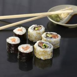 Sushi Bar Passion Saumon - 6  pièces