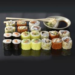 Sushi Rolls - 20 pièces