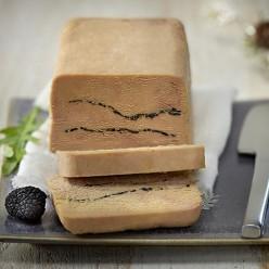 Foie gras de canard entier truffé (3%)