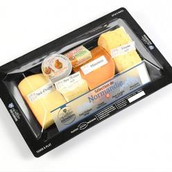 Assiette fromagère de Normandie
