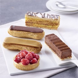 Assortiment de 5 pâtisseries