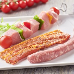 Assortiment de viande de porc a griller
