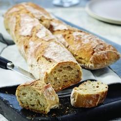 Baguette aux graines Carrefour Bio
