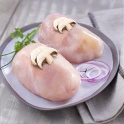 Ballotin de poulet farci aux champignons