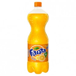 Boisson à l'orange Fanta